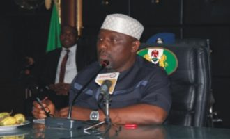 We are investigating Okorocha, says Magu
