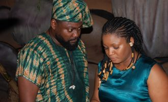Omotola, Sola Sobowale, Yemi Blaq share stage with Hollywood stars in 'Shadow Parties'