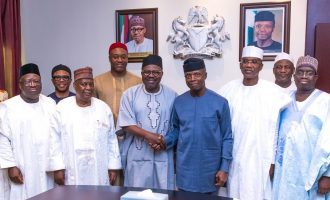 Osinbajo: We'll no longer do business with AMCON debtors — they are enemies of Nigeria