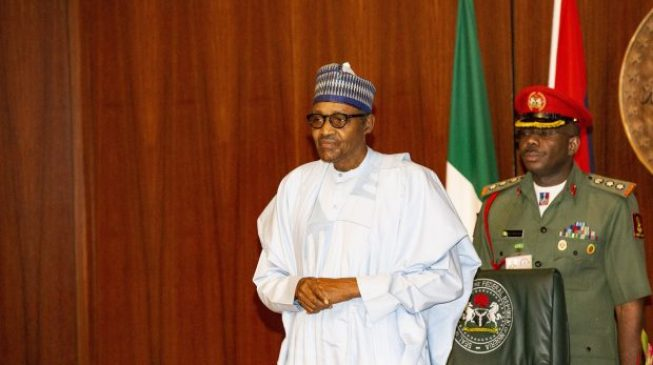 Buhari still in charge of petroleum as 8 ministers retain portfolios (updated)