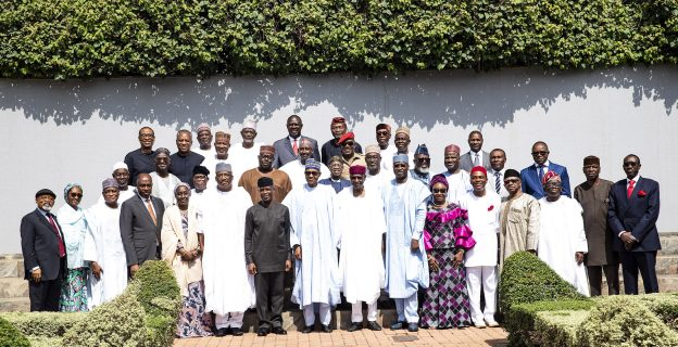 Buhari presides over valedictory FEC meeting