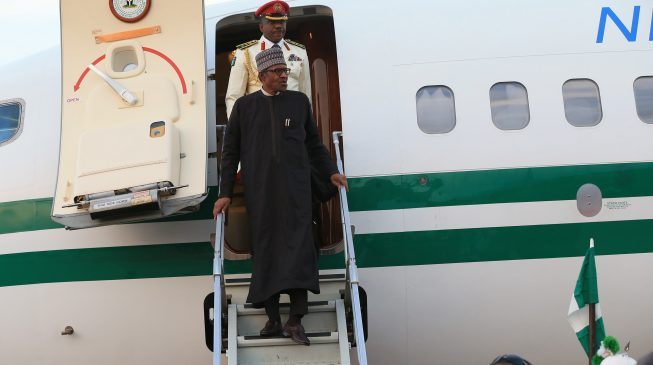 'Can they now swallow their words?' — Presidency announces Buhari's return from UK
