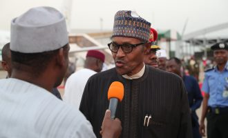 Buhari: I'm qualified to be a soldier and politician