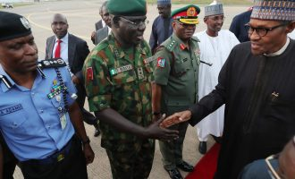 Buhari approved 'operation positive ID', says Buratai