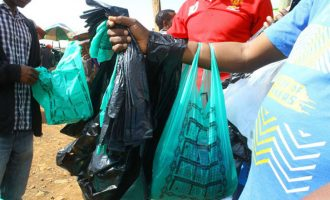 Reps pass bill to ban plastic bags, prescribe 3-year jail term for sale