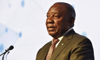 South African president names cabinet 96hrs after inauguration, includes opposition