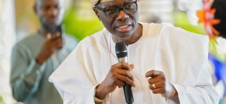 Sanwo-Olu speaks on his cabinet, promises not to abandon Ambode's project
