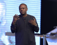'Social distancing is from the Bible' — Poju Oyemade asks churches to do the right thing