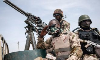 One killed as army repels attacks on Borno towns