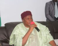'I'm not one of his victims' — Ishaku denies meeting Wadume