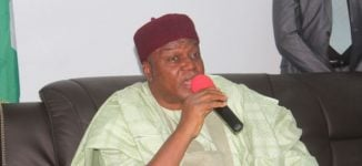 Ishaku: Any governor that says he'll tackle insecurity is lying