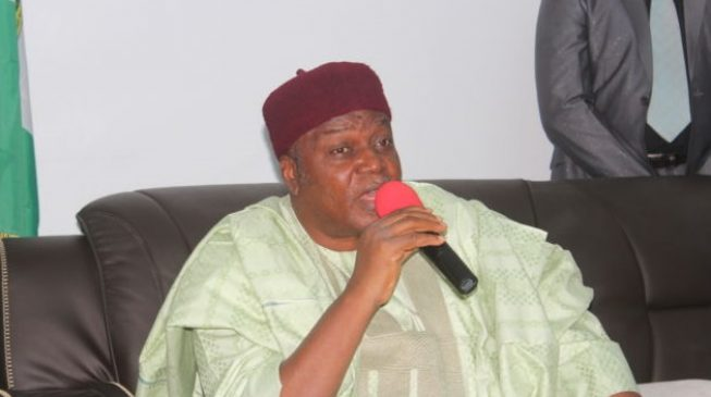 Ishaku: Any governor who says he'll tackle insecurity is lying