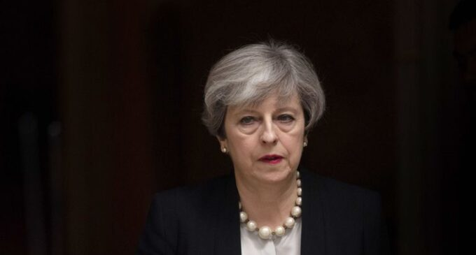 'It's been the honour of my life' — tearful Theresa May resigns as UK PM