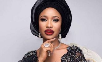 'You still owe me N200k' – Stella Dimoko Korkus, Tonto Dikeh fight dirty on Instagram