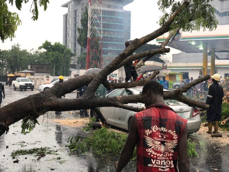Floods: Lagos urges calm as heavy rains pound city