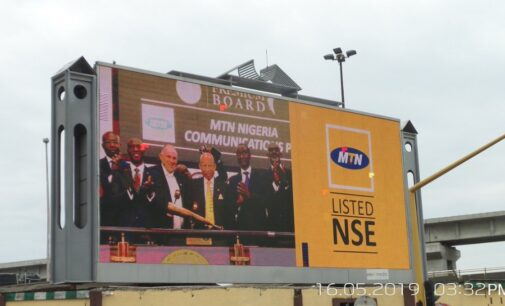 Xenophobia: Value of MTN's shares down by N30.5bn on NSE