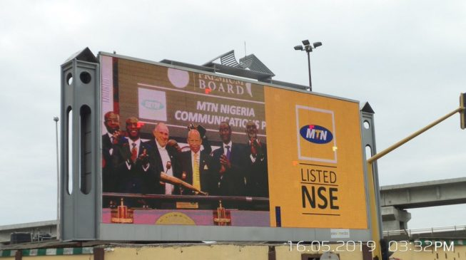 MTN Lists Shares On Nigerian Stock Exchange