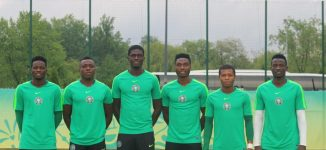 One foreign pro, five home-based stars… meet Flying Eagles defenders for U20 World Cup