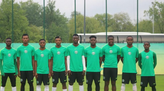 Flying Eagles arrive in Bielsko-Biala for clash against USA