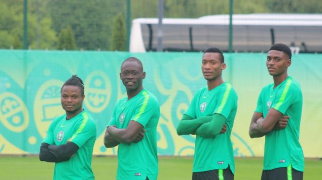 Who are the five strikers to win U20 World Cup for Nigeria?