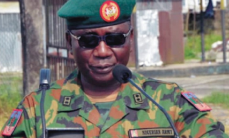 Wike offered me billions to compromise Rivers poll, says army commander accused of oil theft