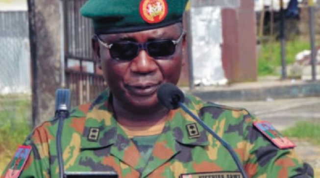 Wike offered me billions to compromise Rivers poll, - army commander accused of oil theft