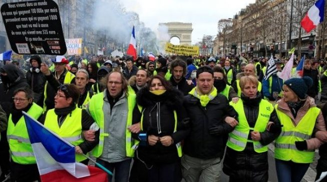 Can VAT increase lead to 'Yellow Vests' protest?