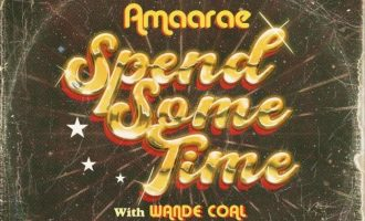 WATCH: Wande Coal joins forces with Amaarae for 'Spend Some Time'