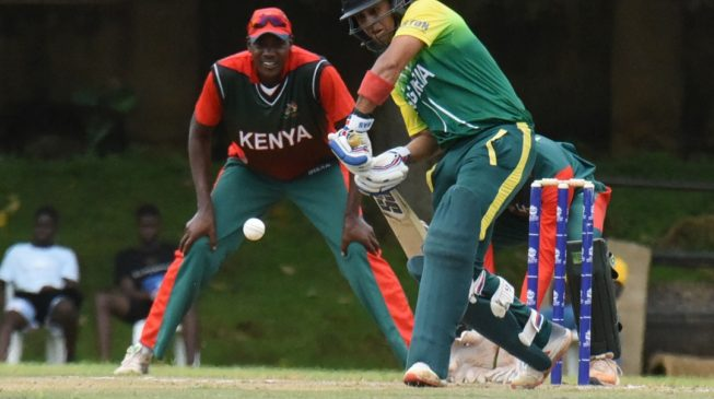 Nigeria misses cricket World Cup slot in rain-washed qualifier