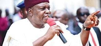 Taraba governor imposes curfew on Jalingo