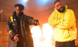 WATCH: DJ Khaled drops visuals for 'Wish Wish', 'Weather the Storm'