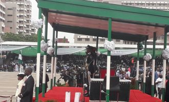 How it went: Inauguration of Buhari and governors