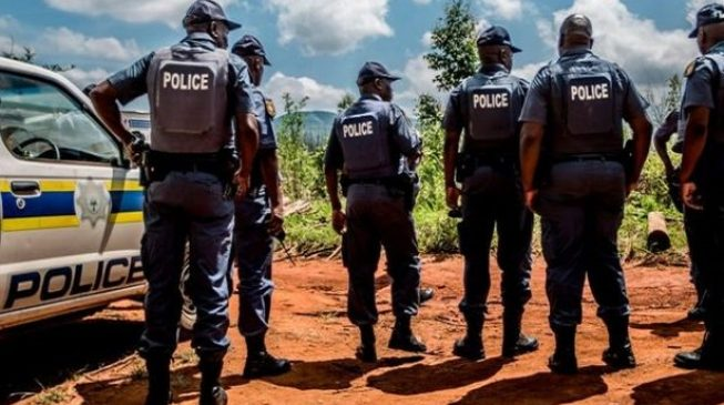 Another Nigerian 'killed' by South African police
