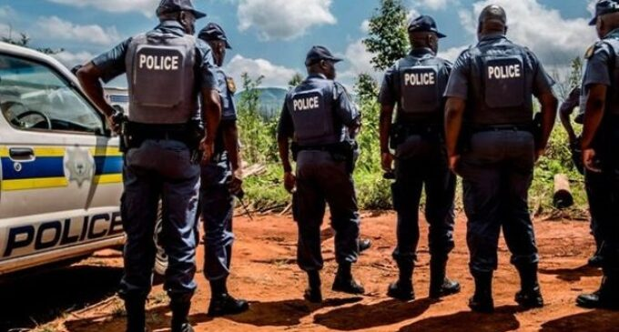 South African police officer jailed 30 years for killing Nigerian