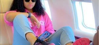 'She went from 16 to 22 in months?' — Regina Daniels' birthday celebration sparks dispute