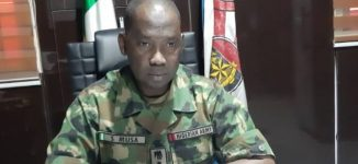 Army: Boko Haram insurgents now running for their lives