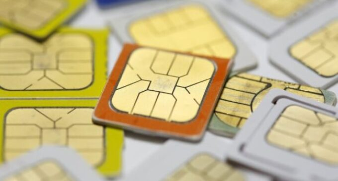 Issuance of new SIMs to resume April 19, says FG