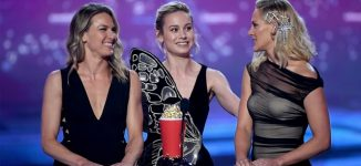 FULL LIST: 'Avengers,' 'Game of Thrones' shine at MTV Movie and TV Awards