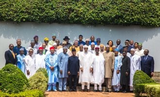 PHOTOS: Buhari inaugurates national economic council