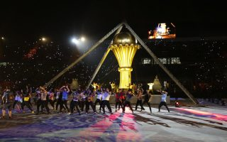 Opening ceremony of AFCON 2019