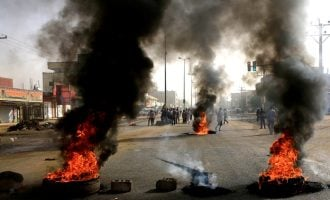 AU suspends Sudan over military crackdown