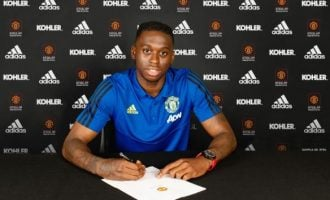 Manchester United splash £50m on Wan-Bissaka
