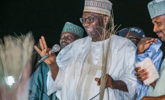Kwara gov: We don't want to be stoned like our predecessor
