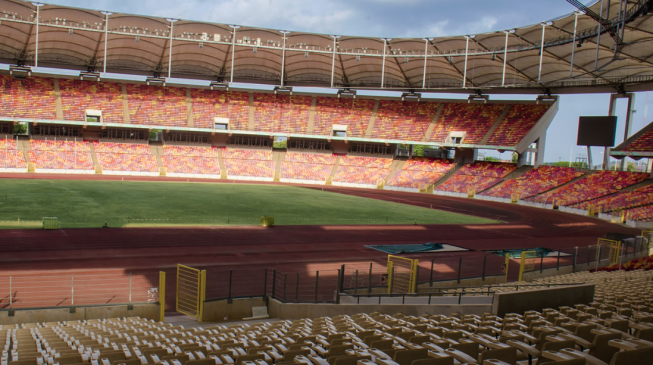 Buhari names Abuja national stadium after MKO Abiola