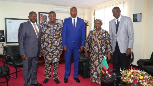 PHOTOS: Adeboye heads to Zambia from Uganda