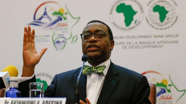 I will contest for second term as AfDB president, says Adesina