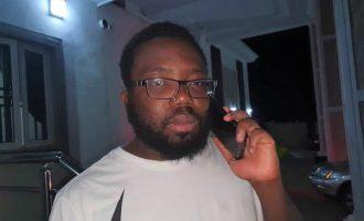 Ex-minister's son regains freedom