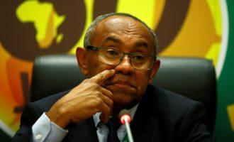 Police arrest CAF president in France