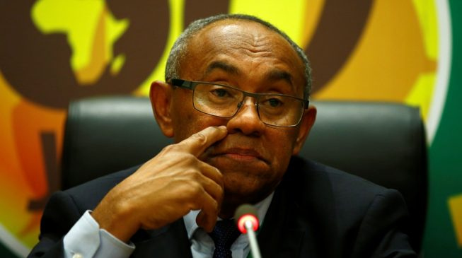 CAF president Ahmad questioned by French authorities