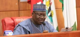 Lawan: I'm not a rubber stamp… we'll challenge Buhari's govt